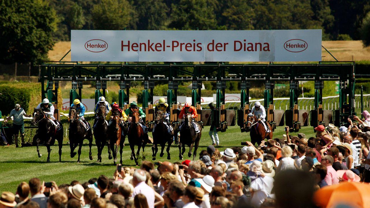 DГјsseldorf Pferderennen
